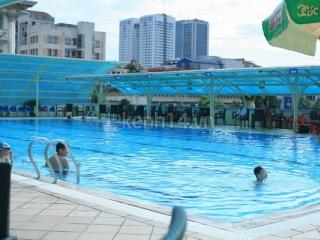 Những Bể Bơi Tốt Nhất Tại Hà Nội Cho Người Mới Học Bơi