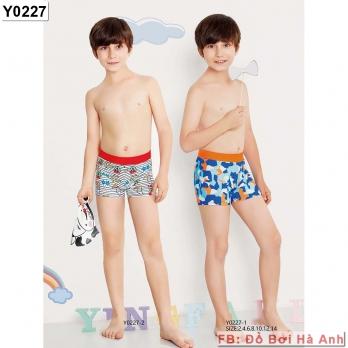 Quần bơi đùi trẻ em Yingfa 0227