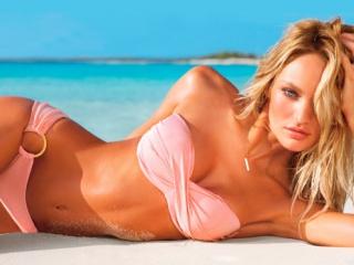 Chiêm ngưỡng bộ ảnh bikini nóng bỏng của các thiên thần Victoria's Secret