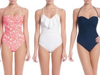 Mẹo giúp bạn gái chọn áo bơi theo từng dáng người