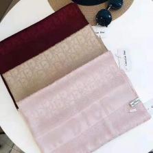 Khăn Dài 80x180 Dior Tơ Tằm Sợi