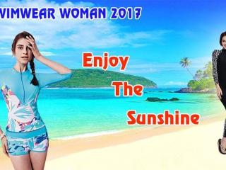 Đồ Bơi Dài Tay, Toàn Thân – Xu Hướng Đồ Bơi Thời Trang Nữ Hot Nhất Hè 2017