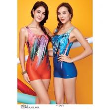 Áo bơi nữ  Yingfa họa tiết Y1670