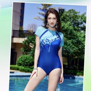 Bộ bơi liền thân cho nữ