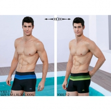 Quần bơi Yingfa đen Y3017