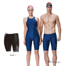 Quần bơi gối Yingfa chuyên nghiệp vẩy mờ 9205