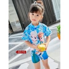 Áo bơi trẻ em ELSA ANNA 8076