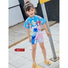 Áo bơi trẻ em công chúa 8077
