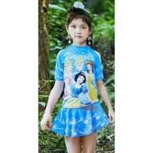 Bộ rời váy trẻ em công chúa 8919