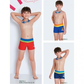 Quần bơi trẻ em Yingfa 3 màu Y0219