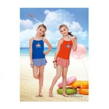 Bộ rời váy trẻ em Yingfa vân sóng 0358