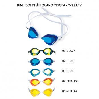 Kính bơi phản quang Yingfa Y-N.2AFV