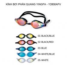 Kính bơi phản quang Yingfa Y2600AFV