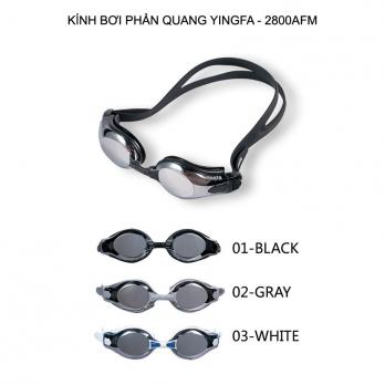 Kính bơi phản quang Yingfa Y2800AFM