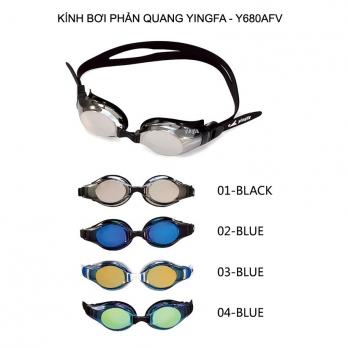 Kính bơi phản quang Yingfa Y680AFV