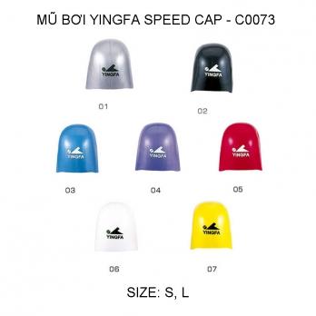 Mũ bơi Yingfa trơn - SPEED CAP
