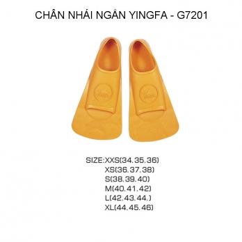 Chân nhái ngắn yingfa