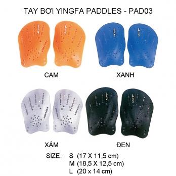 Tay bơi Yingfa - PADDLES 03