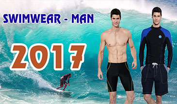 Đồ bơi thời trang nam 2017